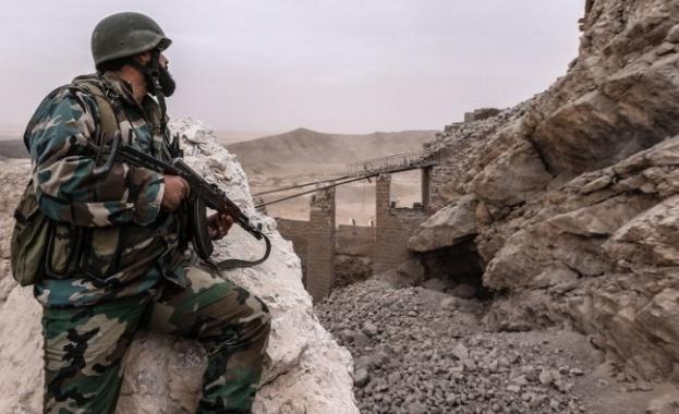 Путин съобщи, че руски контингент ще участва в разминирането на Палмира