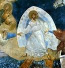 Възкресение Христово. Св. мчци Мавра и Тимотей. Преп. Петър, еп. Аргоски чудотворец. Св. ап. и ев. Марк