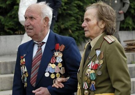 Без привилегии за ветераните от войните