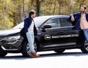 Renault отново е официален партньор на филмовия фестивал в Кан
