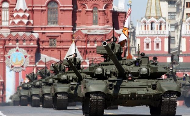 Военната техника и авиация на Парада на Победата в Москва