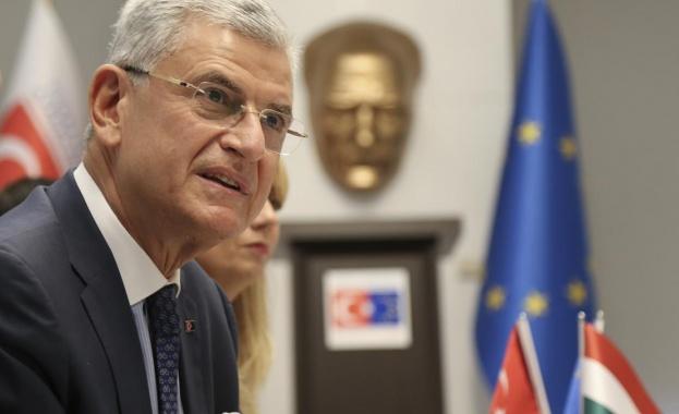 Срещата ЕС-Турция на ниво министри се отлага
