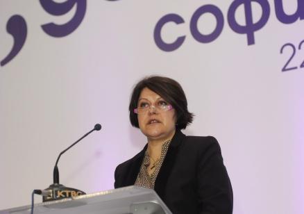 Татяна Дончева влиза в кандидатпрезидентската надпревара