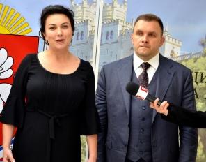 Откриване на изложба в РКИЦ, представяща инвестиционния потенциал на Крим
