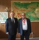 Б. Димитров споделя вижданията на тамплиерите за обединение на Изтока и Запада