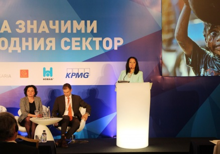 Л. Павлова: Трябва да бъдем двигатели  на промяната във водния сектор
