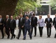В Япония започва срещата на Г-7