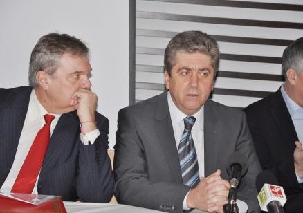 Г. Първанов: През България трябва да премине газопровод. Другото означава да останем периферия