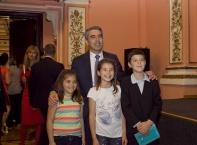 """Връчване на наградите """"Златна ябълка"""" за принос към благосъстоянието на децата"""