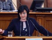 Корнелия Нинова с най-много номинации за кандидат-президент на левицата