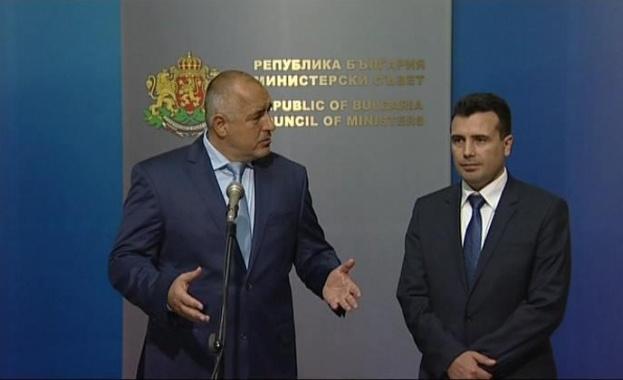 Лидерът на опозицията в Македония подслушвал български дипломати