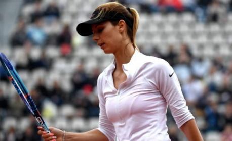 Цветана Пиронкова отпадна още на старта в Дубай