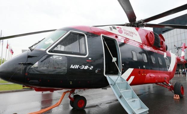 Руските вертолети се отърваха от украинските двигатели