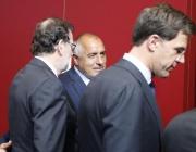 """Борисов: България винаги е имала много ясна политика - """"народът ни избра да сме в Европа"""""""