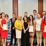 "Награждаване на конкурса ""Новата генерация: Юристите"""