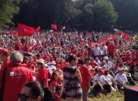 125 г. организираното социалистическо движение в България
