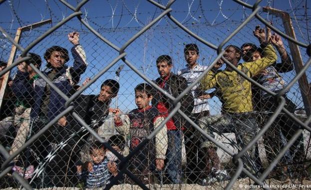 От 5 до 12 г. затвор и глоба от 15 до 20 000 лв. ще получават трафикантите на бежанци