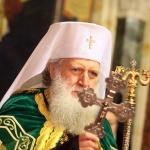 Светейшият патриарх Неофит благослови новоизбраната президентска двойка при полагането на клетват