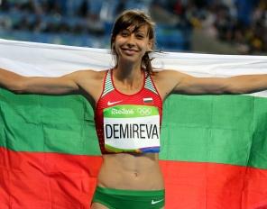 Мирела Демирева спечели сребро за България!