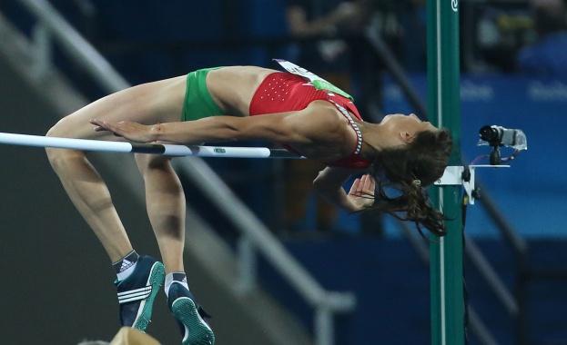 Мирела Демирева излиза за медал в скока на височина
