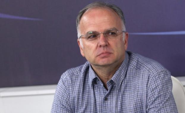 Боян Чуков: Самостоятелните изпълнения на единаци терористи приключват