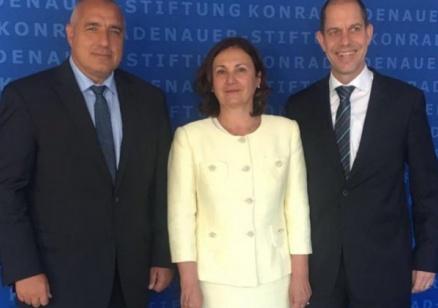 Бойсо Борисов: България е в тежка ситуация, но се справя