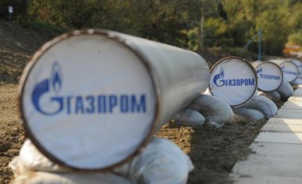 "Газпром: ""Турски поток"" достига турския бряг през май"