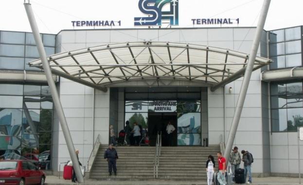 Летище София е на 63-та позиция по брой преминаващи пътници в ЕС