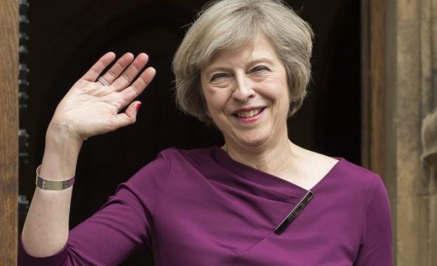Британският премиер Тереза Мей изложи пред лидерите на Евросъюза в