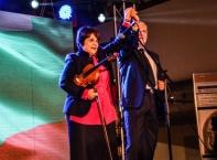 Откриването на предизборната кампания на кандидатите за президент и вицепрезидент Татяна Дончева и Минчо Спасов