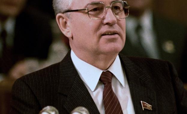 Последният съветски президент Михаил Горбачов ще публикува нова книга, която
