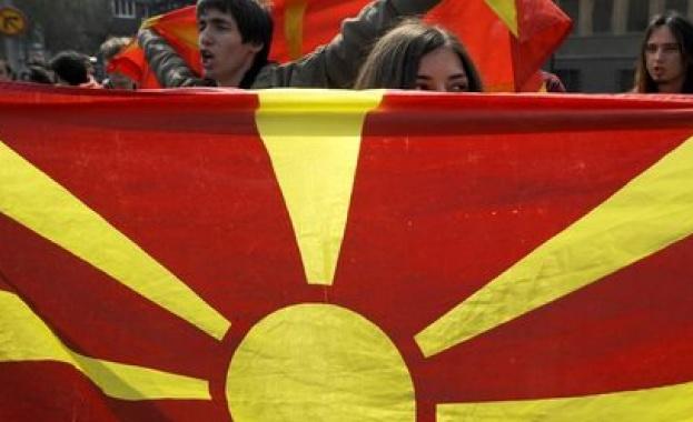 Гласуваха първата предложена поправка в македонската конституция за смяната на името