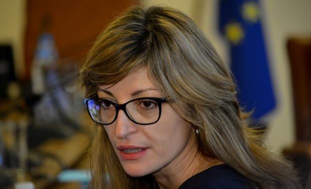 Захариева: От нас зависи дали ще сме в ядрото или периферията на ЕС