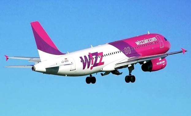 Wizz Air предупреждава за фалшив сайт, използващ името на компанията