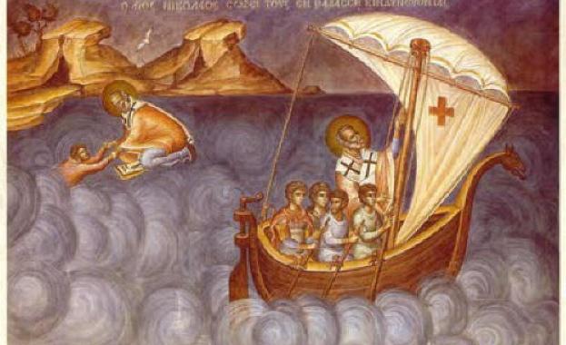 Св. Николай, архиеп. Мирликийски, Чудотворец. (Никулден)