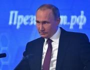 Путин към Иванов: Внимателно следим случващото се в Македония