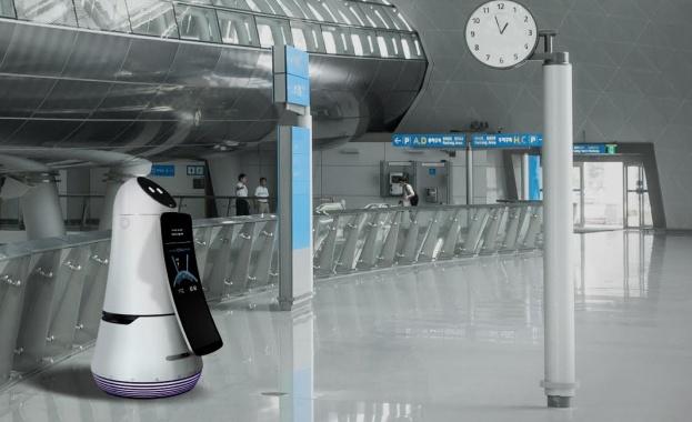 LG разширява своята екосистема на интернeт на нещата с гама от футуристични роботи