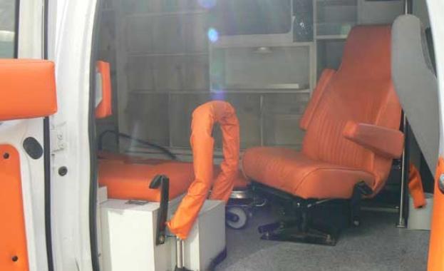 Автобус затисна жена в Пловдив, пострадалата е в тежко състояние