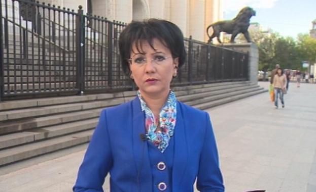 """Арнаудова: Прокуратурата все още не е сезирана по казуса """"Александър Николов"""""""