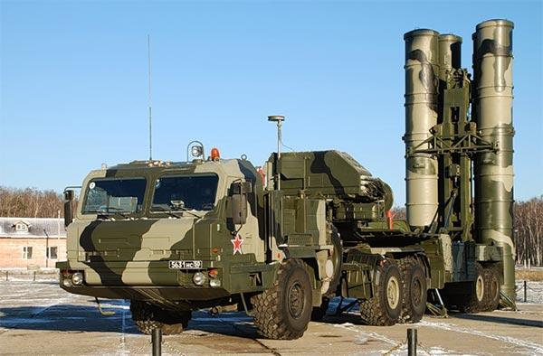 Какво може руската противоракетна система S-400?