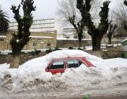 Снежна блокада и в Тунис