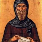 ❇ Житие на преподобния наш отец Антоний Велики (Антоновден)