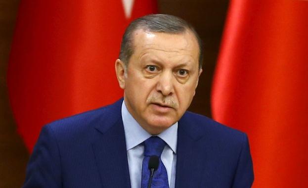 Ердоган: Налице е мръснишки план за блокиране на развитието на Турция