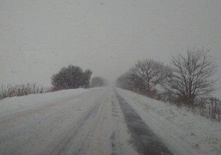 Оранжев код за сняг и виелици за цяла Северна България утре