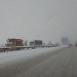 Сняг и опасност от поледици в 9 области