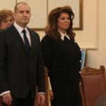 Радев и Йотова се заклеха пред Народното събрание