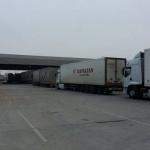 Затварят ГКПП Промахон за товарни автомобили
