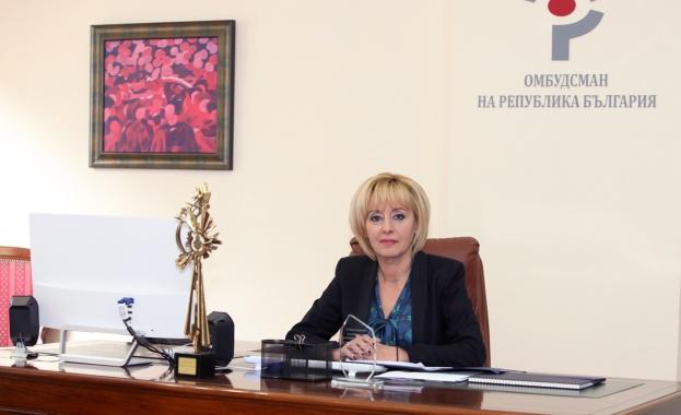 Омбудсманът Мая Манолова поиска по-високо обезщетение за служители на фалирали предприятия