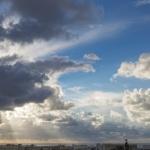 Хладна и облачна събота