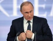 82% одобрение за Путин в Русия